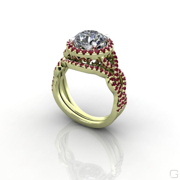 -ruby--9-karat-green-gold