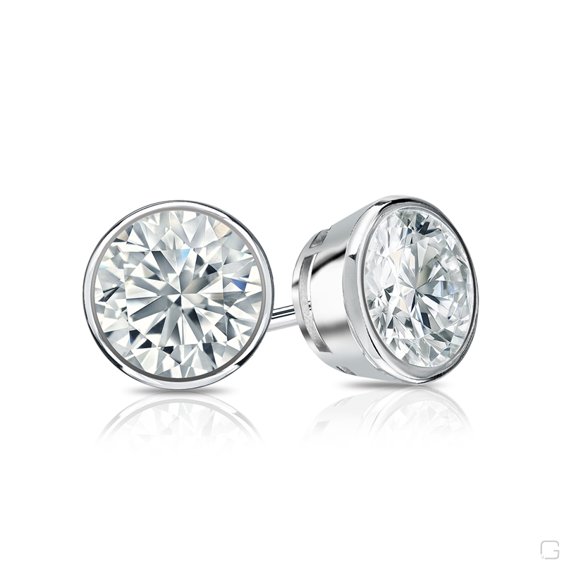 diamond--earring-18-karat-white-gold