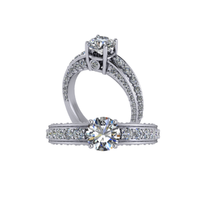 Engagement Rings Melbourne Elegant And Unique Rings Gemtrove