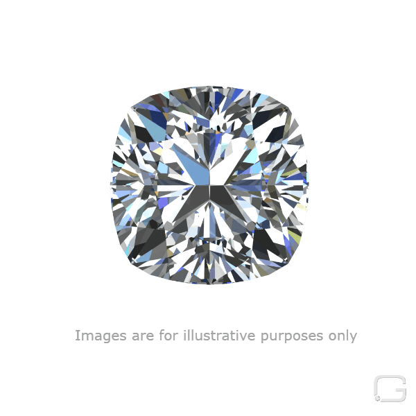 GIA - 1.58 Ct. H IF EX  EX  EX  N SKU : CU 9991033586816.79 x 6.52 x 4.47