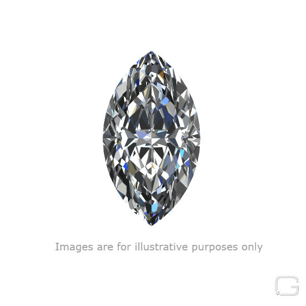 GIA - 2.47 Ct. F IF VG  EX  VG  N SKU : MQ 9994839992814.00 x 7.37 x 4.35