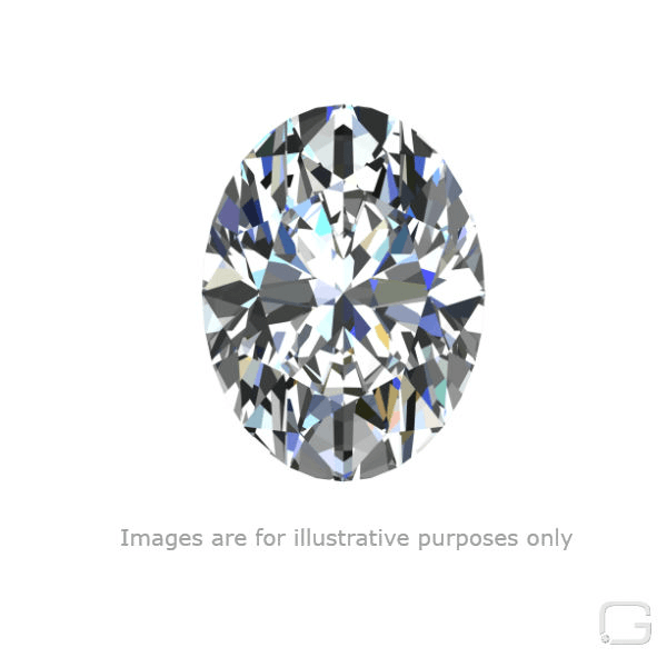 GIA - 1.03 Ct. E IF G  VG  G  F SKU : OV 999493020837.78 x 5.47 x 3.57
