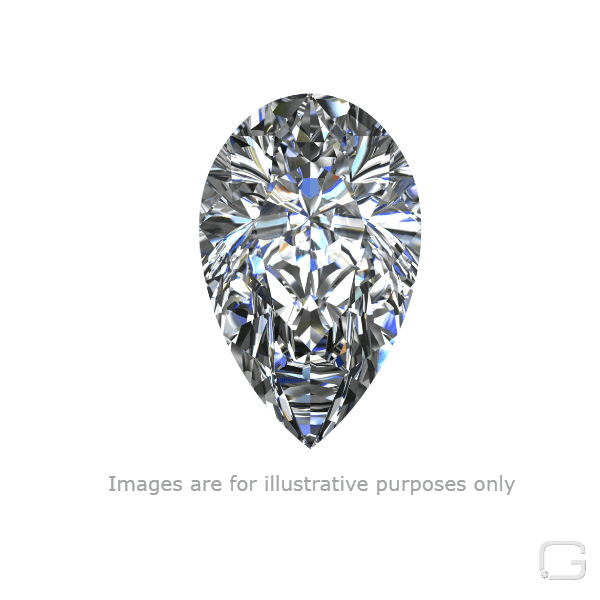 GIA - 0.56 Ct. I IF VG  EX  VG  N SKU : PE 999962863327.04 x 4.61 x 2.97