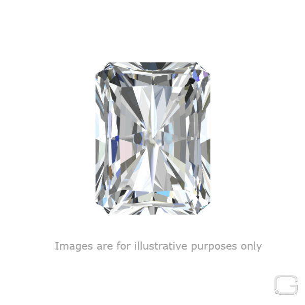 GIA - 1.00 Ct. F VS1 G  G  G  N SKU : RA 9991046955025.93 x 5.28 x 3.73