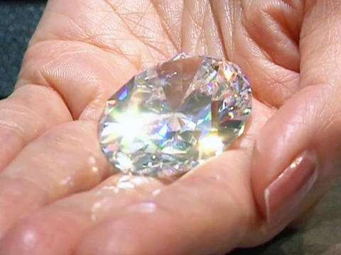 Why are Diamonds so strong ?