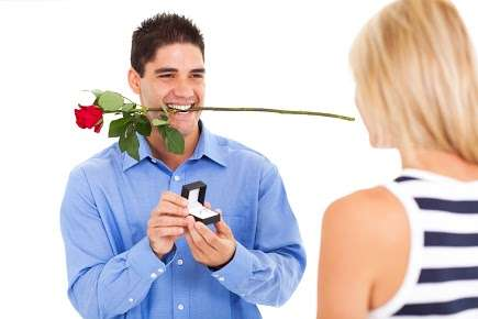 Diamonds for the proposal