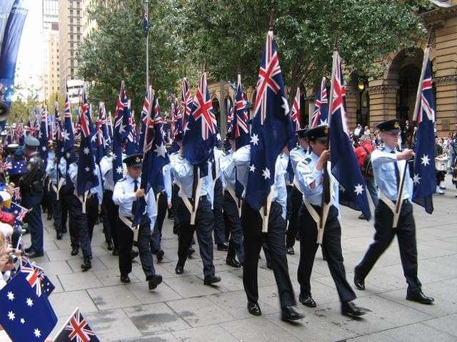 Australia observes Anzac Day today.