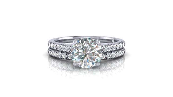 Round or Square � Which Diamond Cut Looks Bigger?