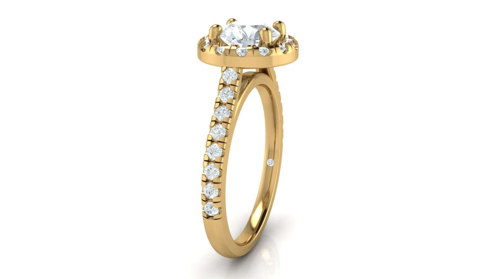 Diamond Engagement Ring-2