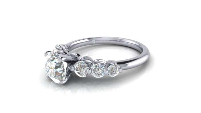 Personalise the Engagement Rings Image